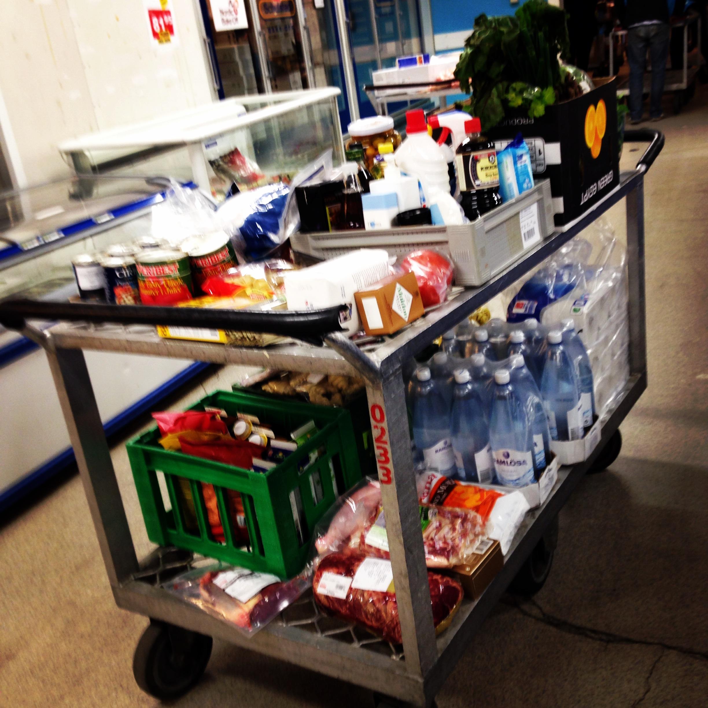 FoodFamily Shopping
