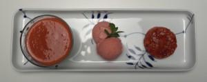Rhubarb trilogy