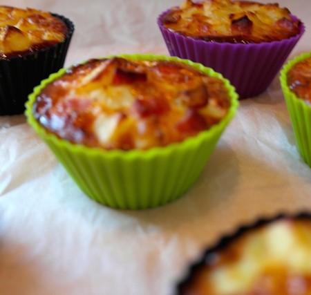 tortilla muffins