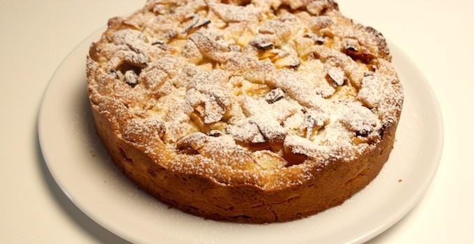 My favorite apple cake