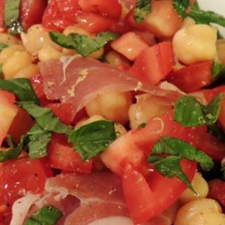 Chicpea-Salad