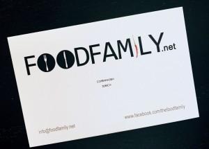 FoodFamily-Visitenkarte