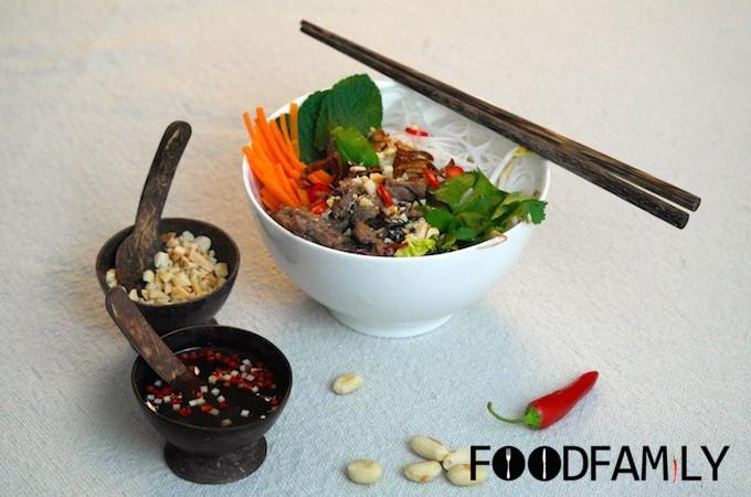 ricenoodle salad
